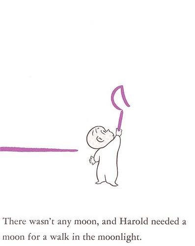 harold and the magic purple crayon